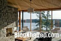 363689 a Ngôi nhà bằng gỗ bên bờ hồ yên bình Muskoka,Canada