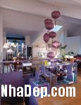 364625 a Căn nhà lãng mạn với tông màu tím ngọt ngào