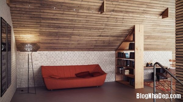 52631aee4f53e3d4e8a555e0e6929cba Ngôi nhà gỗ yên bình, thanh thoát tại Minsk, Belarus