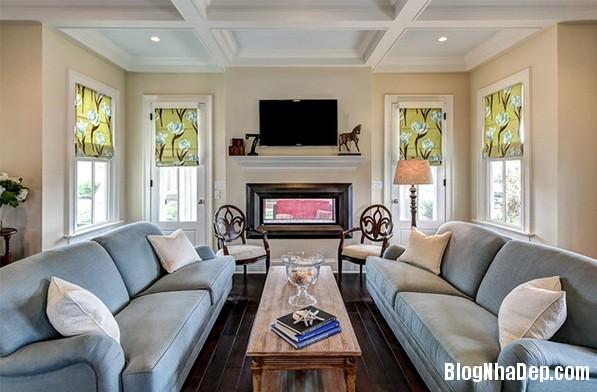 825131f1018ec357a373144857d11956 Mẫu phòng khách truyền thống có thiết kế trần nhà chia ô