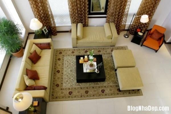 8b5fcb8292eebcab43d114843ce615eb Phòng khách gần gũi được trang trí mang đậm dấu ấn Á Đông