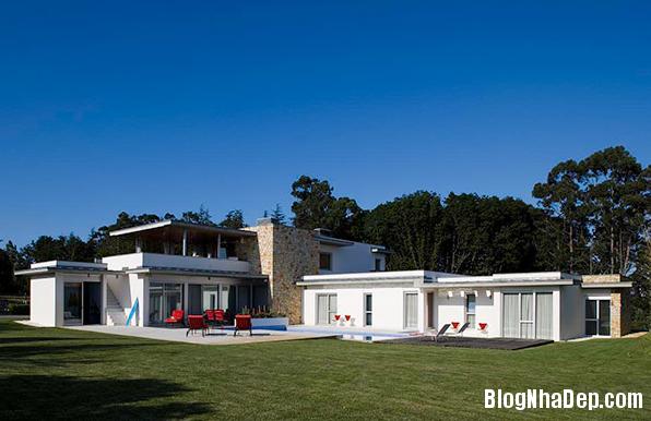 bf2389dd0cbaba3eaa7df298af31d480 Ngôi nhà mang tên Cantabrian House được thiết kế bởi Ana Escazarga