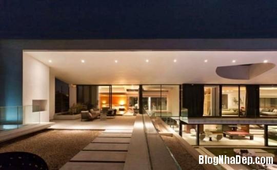 c044efa9dbe810e77d8f09b263043696 Ngôi nhà sang trọng với kiến trúc mở khá độc đáo tại Senegal