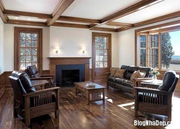 dc0688b301a2e57777a713b2b07c3b30 Mẫu phòng khách truyền thống có thiết kế trần nhà chia ô