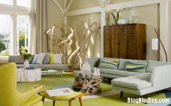 dd112961600853dfcbefa4c2dcc3bd44 Phòng khách phong cách Mid century Modern