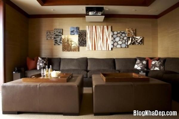 e481d33538e50ca44bcdf809251fee0e Phòng khách gần gũi được trang trí mang đậm dấu ấn Á Đông