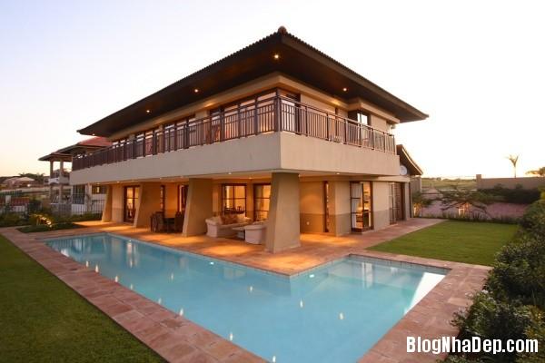 fb2d7fddec309d73c8cdefac0f0b6e37 Ngôi nhà 2 tầng xinh đẹp do công ty Metropole xây dựng