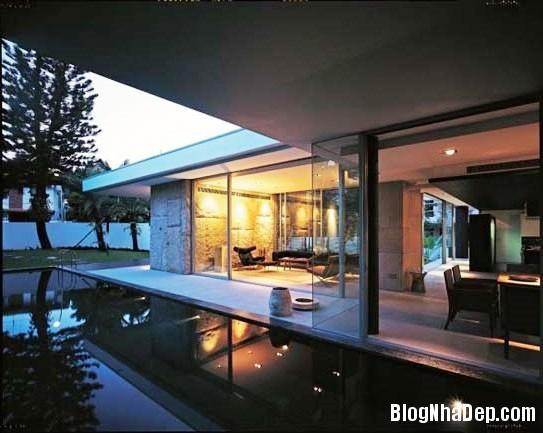 070107f121b129a0b6b31698a7233176 Khai House   Ngôi nhà sang trọng với nội thất hiện đại