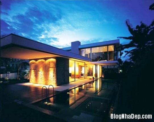 21453b08d657293be85420a44b88cb65 Khai House   Ngôi nhà sang trọng với nội thất hiện đại