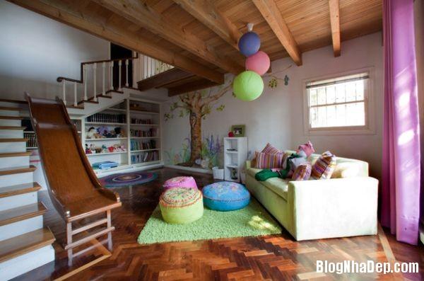3a5b5dde7b1f854b837e27903f80d582 Những mẫu thiết kế phòng trẻ em vui tươi và sống động