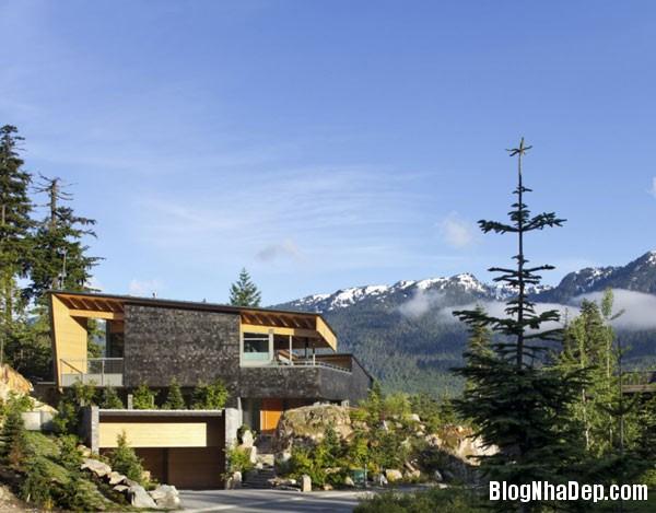 81ed5fe0271728270d3f394d7f4e920f Ngôi nhà bình dị giữa chốn làng quê thanh bình tại Whistler, Canada