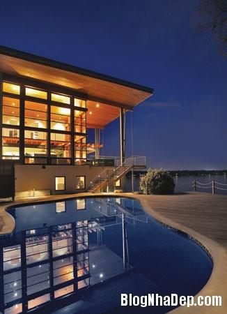 93bb9f267a23dcee48122b46f2917d4c Ngôi nhà đẹp như tranh vẽ tại vịnh Chesapeake