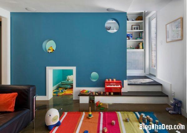 a43063e26ecffe5fdc79b64cd8c62434 Những mẫu thiết kế phòng trẻ em vui tươi và sống động