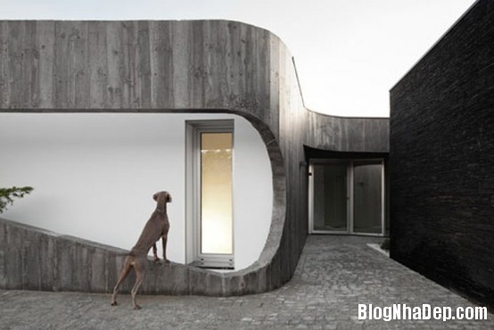 bd560dda6b948dee7f21a43c8945aa12 Ngôi nhà ấn tượng với thiết kế minimalist ở Bồ Đào Nha