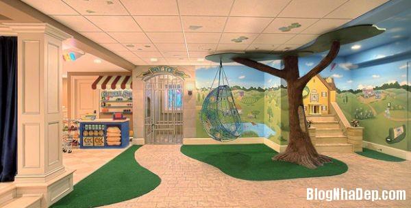 bf26e9932111b73552c895d1d804812d Những mẫu thiết kế phòng trẻ em vui tươi và sống động