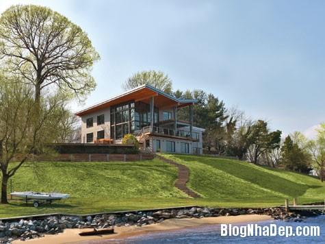 c4f4e19ee3c62815868714440b61712a Ngôi nhà đẹp như tranh vẽ tại vịnh Chesapeake
