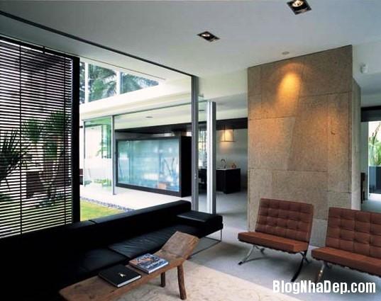 c7232051eccb835089705a45a001f3ee Khai House   Ngôi nhà sang trọng với nội thất hiện đại