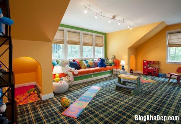 ca1313563a47b1f49e650a6cc17c5911 Những mẫu thiết kế phòng trẻ em vui tươi và sống động