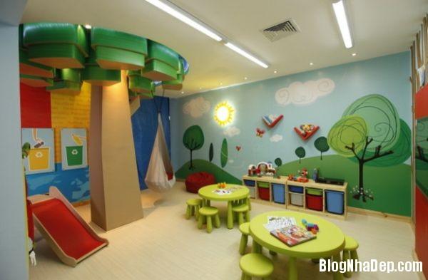 cf0f0a068fcb9494c442ebe13fe63367 Những mẫu thiết kế phòng trẻ em vui tươi và sống động