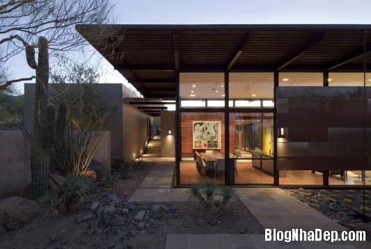 d0f65c3a36bf4e675ae08e8ce4715df1 Ngôi nhà xinh xắn giữa lòng sa mạc khô cằn