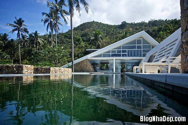 d9c71796d7984b980f8828efef89bf5a Aqualina Holiday Villa hiện đại ở Thái Lan