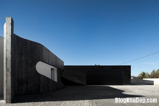 dc8d8c137e209623e2fd627d849be7b7 Ngôi nhà ấn tượng với thiết kế minimalist ở Bồ Đào Nha