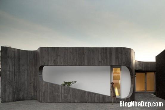 ed74a9b6502a80237bb4fac2d2e98aac Ngôi nhà ấn tượng với thiết kế minimalist ở Bồ Đào Nha