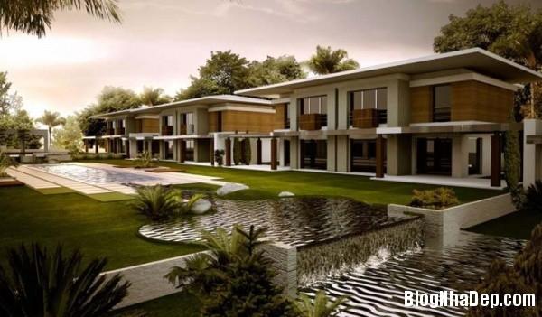 ee5bad255221aab09e498dd6ea9ba2af Ngôi nhà tinh khôi với kiến trúc độc đáo nằm giữa khu rừng yên tĩnh