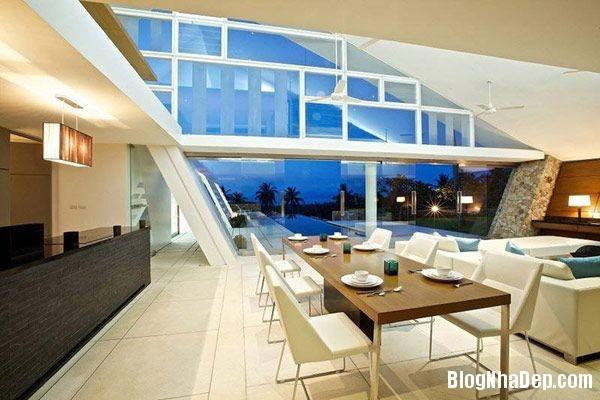 ee8b1594d949625befd5dfe80e9435e5 Aqualina Holiday Villa hiện đại ở Thái Lan