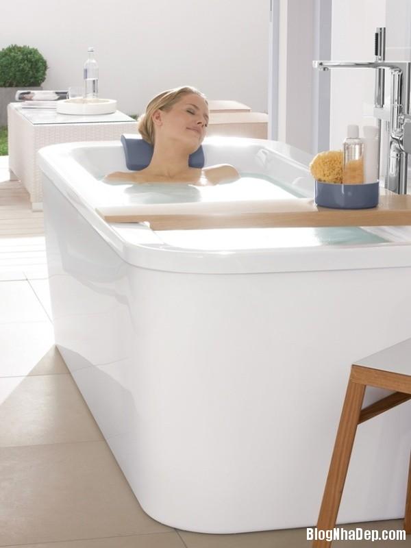0305e8dd0fae3c6f4791db5158b2c367 Góc phòng tắm hiện đại mang tên Joyce do Villeroy & Boch thiết kế