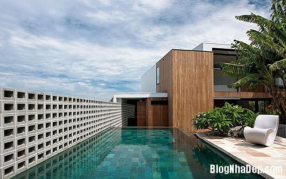130ae072520ac255005e351643852088 Ngôi nhà The Flipped House thu hút do MCK thiết kế
