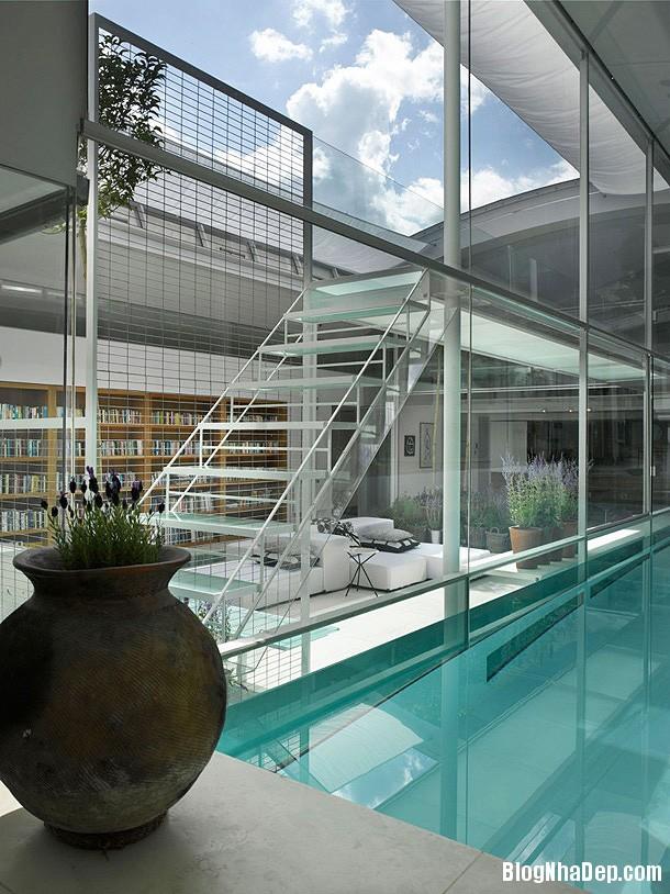 1a25f508c09ab7d1fabdfc7a51e54291 Ngôi nhà bằng kính với thiết kế không gian mở hiện đại và thoáng đãng