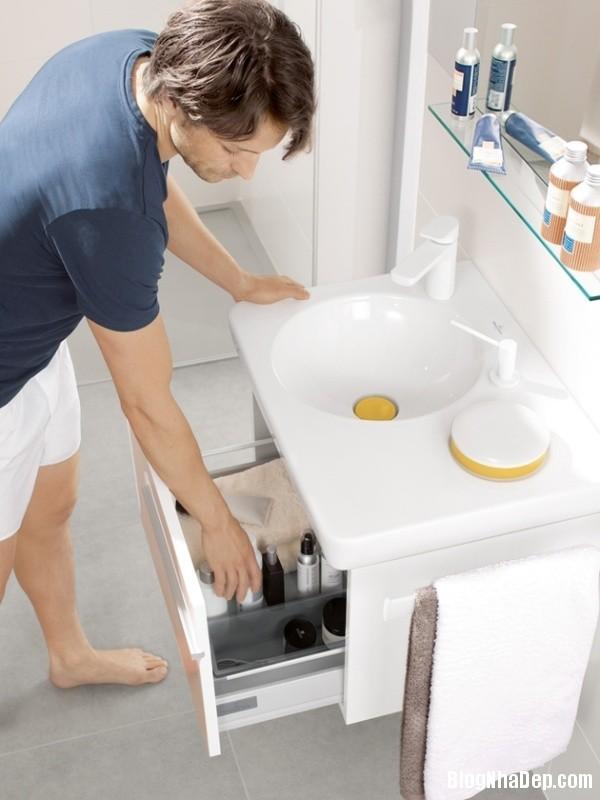 2bf354d6b6f9fd3a5eeb509cf2937e3f Góc phòng tắm hiện đại mang tên Joyce do Villeroy & Boch thiết kế