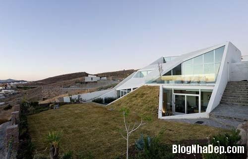 361b2b64902c38ee97af180a9438efb7 Ngôi nhà với kiến trúc khá lập dị giữa lòng sa mạc bỏng rát của Mexico
