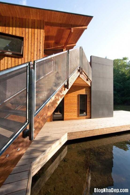 61866b14e518e6b5c166ece0897b3957 Ngôi nhà xinh đẹp tọa lạc bên hồ Muskoka thuộc Ontario, Canada