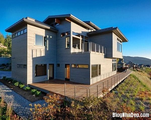 7f46019136097f0627e6dde31f0b7f49 Ngắm ngôi nhà gỗ Harrison bên sườn đồi