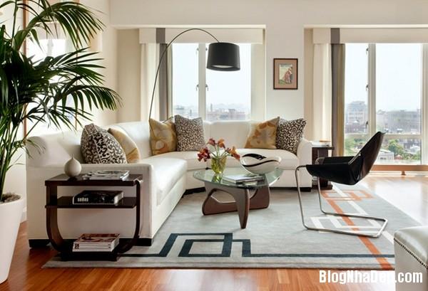 9d0a2ececc5b886a3870577637f07947 Bí quyết sắp xếp đẹp mắt cho các vật dụng phòng khách