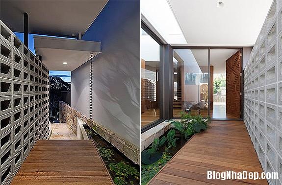 9f18f660a1911657995b39f46e58c780 Ngôi nhà The Flipped House thu hút do MCK thiết kế