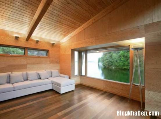 aafc6db9848ccc1c268fa4a2718f37fa Ngôi nhà xinh đẹp tọa lạc bên hồ Muskoka thuộc Ontario, Canada