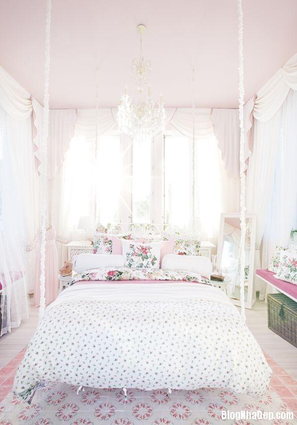 b49988ffb0761912a948cbb74296f8ef Ngôi nhà màu hồng bước ra từ trong truyện cổ tích