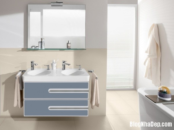 c01d47c107892771b45d82585a15b818 Góc phòng tắm hiện đại mang tên Joyce do Villeroy & Boch thiết kế