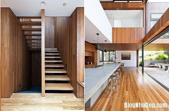 d74bcf9bac12143edfc91ccbfd9d92f7 Ngôi nhà The Flipped House thu hút do MCK thiết kế