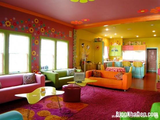 e3af45f53a172d9131f06ad5200b136f Ngôi nhà xinh đẹp trên bờ biển với những sắc màu pha trộn sáng tạo