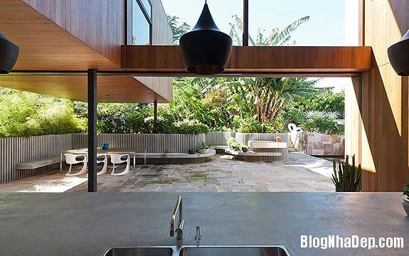 f76682046055b2ff2bc04a6c7a0e5646 Ngôi nhà The Flipped House thu hút do MCK thiết kế