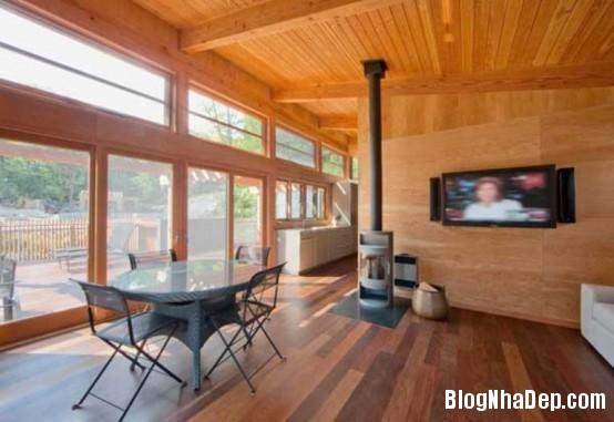 fc352b5db1bee2e75149e189620c6409 Ngôi nhà xinh đẹp tọa lạc bên hồ Muskoka thuộc Ontario, Canada