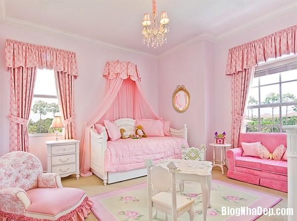 63734c43b966dd512ad372a6e9c98e94 Kiểu giường ngủ đáng yêu và nữ tính cho phòng công chúa