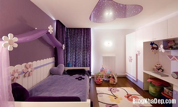 9f4feff333a7d623f384e89706c4a6d7 Kiểu giường ngủ đáng yêu và nữ tính cho phòng công chúa