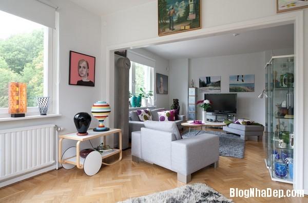 dc9007d14d602b32a54bbfd25e11f08b Trang trí căn hộ theo phong cách Scandinavien đầy màu sắc