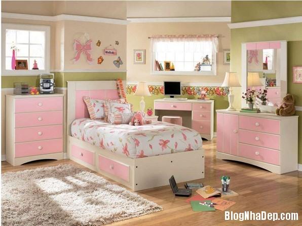 1b1ee1a6bdac930f16afbe87d1414158 Những kiểu phòng ngủ trong mơ của các bé gái