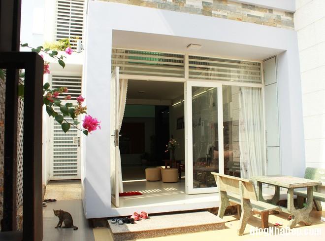 20141104080024022 Ngôi nhà phố thoáng mát ở Long Khánh, Đồng Nai